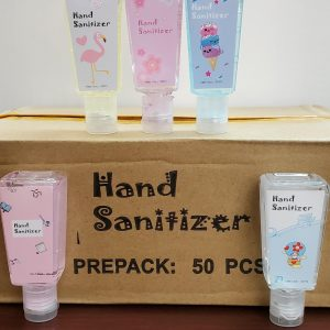1 oz.  Portable Hand Sanitizer