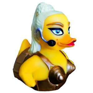 The Material Bird Rubber Duck