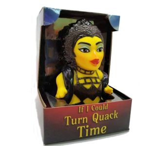 IF I COULD TURN QUACK TIME