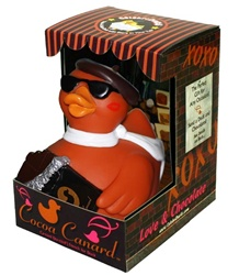 Cocoa Canard Chocolate Lovers Duck