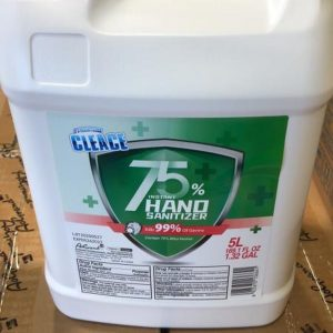 Clease Hand Sanitizer 5L