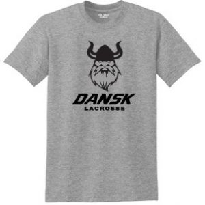 Denmark National Men's Lacrosse T-Shirt